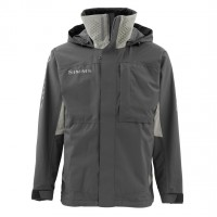 Challenger Bass Jacket Black L, Simms