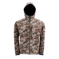 Windstopper Hoody Catch Camo Orange M Simms