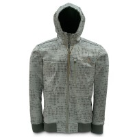 Rogue Flecce Hoody Catch Print XL Simms