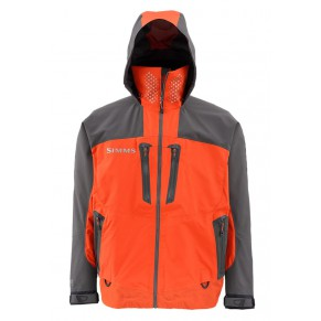 ProDry Gore-Tex Jacket Fury Orange L Simms - Фото