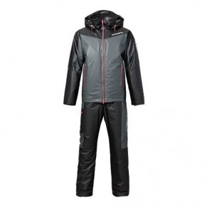 RB-035N L Marine Cold Weath Suit Shadow Gray Shimano - Фото
