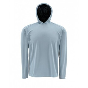 Currents Hoody Slate Blue M Simms - Фото
