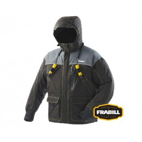 Jacket I3 Black M Frabill - Фото