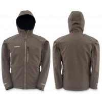 Windstopper Softshell Hoody Black Olive XL Simms