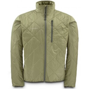 Fall Run Jacket Swamp XL куртка Simms - Фото