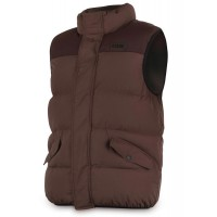 Chunk Body Warmer Khaki S безрукавка Fox