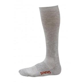 Liner Sock Ash Grey L носки Simms - Фото