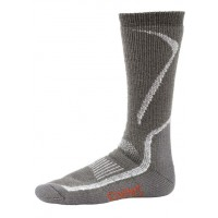 ExStream Wading Sock Dk. Gunmetal L носки Simms