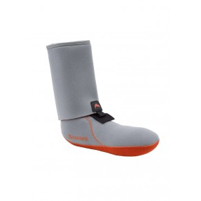 Guard Sock Orange M Simms - Фото