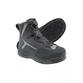 Rivertek Boa Boot Felt Black 09 Simms - Фото