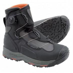 G4 Boa Boot Black 13 забродные ботинки Simms - Фото