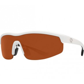 Straits Sunglasses White/Copper 580P Lenses очки CostaDelMar - Фото