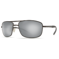 Wheelhouse Gunmetal Silver Costa 580 GLS, CostaDelMar