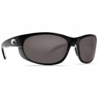 Howler Black Gray Costa 580P, CostaDelMar
