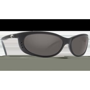 Fathom Black Gray Costa 580P очки CostaDelMar - Фото