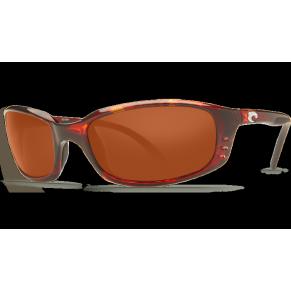 Brine Tortoise Copper Costa 580 GLS очки CostaDelMar - Фото