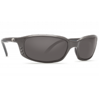 Brine Gunmetal Gray Costa 580P очки CostaDelMar