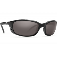 Brine Black Gray Costa 580P очки CostaDelMar