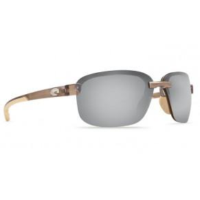 Austin Crystal Bronze Silver Mir 580P очки CostaDelMar - Фото