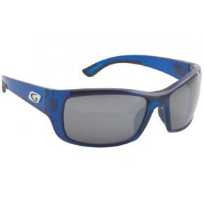 Keel Blue Crystal/Gray Silver Mirror очки Guideline - Фото