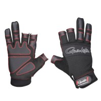 Armor Gloves 3 finger cut L перчатки Gamakatsu