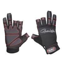 Armor Gloves 3 finger cut L перчатки Gamakatsu