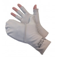 Abaco Bay Flip Mitts UPF 50+ L, Glacier Gloves