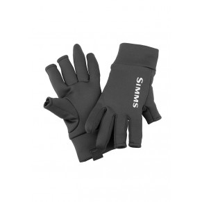 Tightlines Glove Black M перчатки Simms - Фото