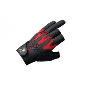 Fit Glove DX cut three PX5883 black/red перчатки Prox - Фото