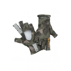 SunGlove Camo L перчатки Simms - Фото