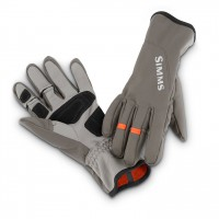 ExStream Flex Glove Dk Gunmetal L Simms