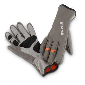 ExStream Flex Glove Dk Gunmetal S перчатки Simms - Фото