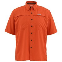 Ebbtibe Lightweight Shirt Fury Orange M рубашка Simms