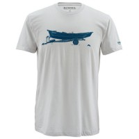 T-Shirt Drift M, Simms