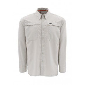 Ebbtibe Lightweight  Shirt Putty XL рубашка Simms - Фото