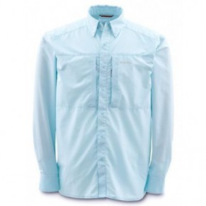 Ultralight Shirt Ice Blue S Simms - Фото