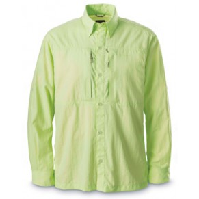 Superlight Shirt Lime M рубашка Simms - Фото