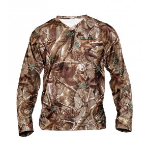 Hunting Alder Long Sleeve Passion Green XL Norfin - Фото
