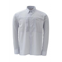 Ultralight Shirt Ash Grey L рубашка Simms