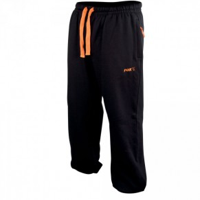 Black/Orange Lightweight Joggers - XL Fox - Фото