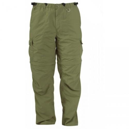 Momentum l брюки нейлон тёмно зелёные norfin