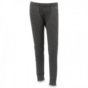 Downunder Merino Mid Bottom Charcoal XXL Simms - Фото