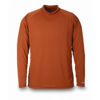 Waderwick Crew Top Orange XL Simms