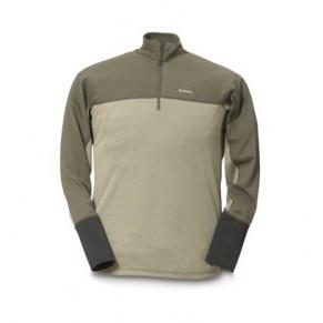 Rivertek Zip Top Brown/Moss XXL блуза Simms - Фото