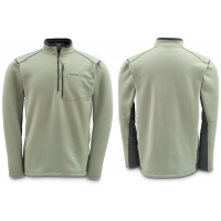 Guide Fleece Top Sterling/Coal XXL Simms