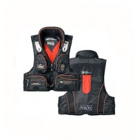 Marine Vest PX380KO c подголовником black/orange жилет Prox