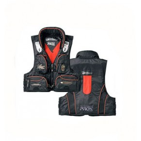 Marine Vest PX380KO black/orange Prox - Фото