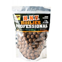 Professional Soluble Crab Banan 20мм 1кг, CC Baits