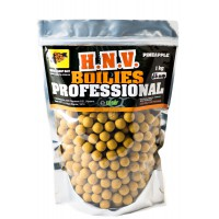 Professional Soluble Pineapple 16мм 1 кг пылящие бойлы CC Baits