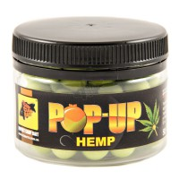 Pop-Ups Hemp 10мм 50гр бойлы CC Baits